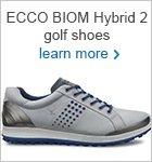 ECCO BIOM Hybrid 2 golf shoes